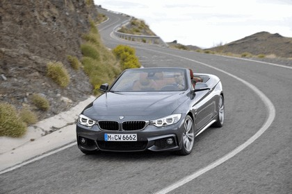 2013 BMW 435i ( F33 ) convertible M Sport Package 12
