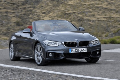 2013 BMW 435i ( F33 ) convertible M Sport Package 13