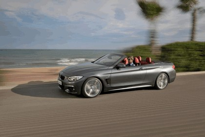 2013 BMW 435i ( F33 ) convertible M Sport Package 15
