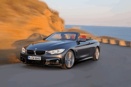 2013 BMW 435i ( F33 ) convertible M Sport Package 17