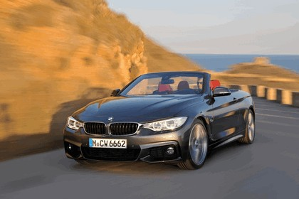 2013 BMW 435i ( F33 ) convertible M Sport Package 18