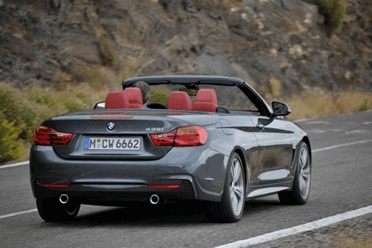 2013 BMW 435i ( F33 ) convertible M Sport Package 21