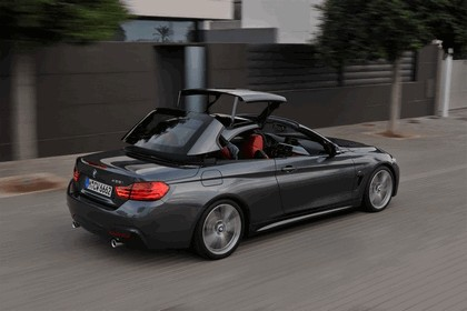 2013 BMW 435i ( F33 ) convertible M Sport Package 22