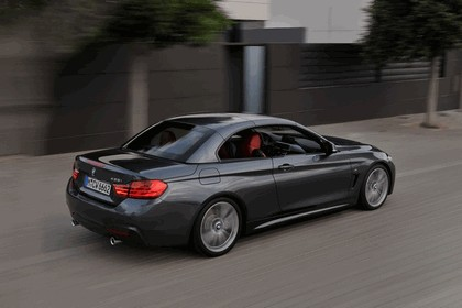2013 BMW 435i ( F33 ) convertible M Sport Package 24