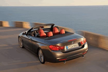 2013 BMW 435i ( F33 ) convertible M Sport Package 29