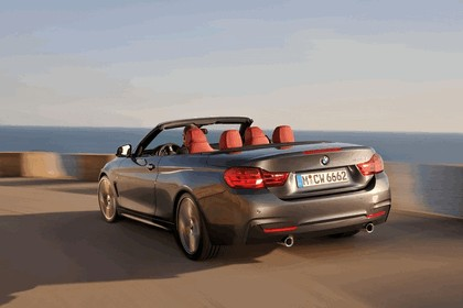 2013 BMW 435i ( F33 ) convertible M Sport Package 30