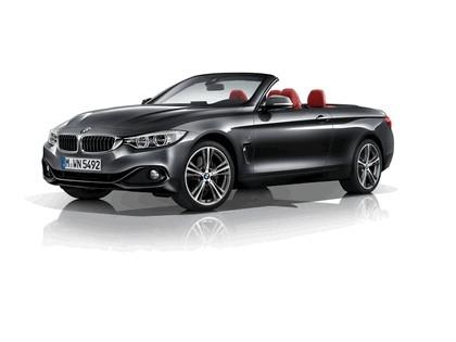 2013 BMW 435i ( F33 ) convertible Sport Line 1