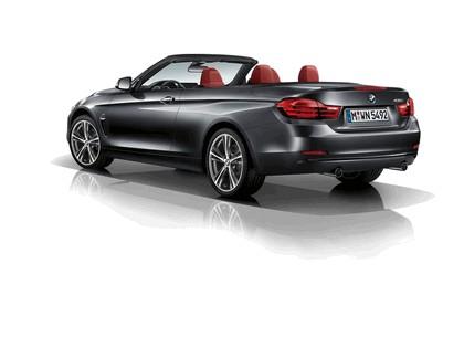 2013 BMW 435i ( F33 ) convertible Sport Line 2