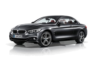 2013 BMW 435i ( F33 ) convertible Sport Line 4