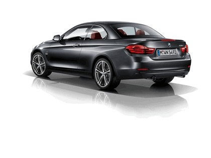 2013 BMW 435i ( F33 ) convertible Sport Line 5