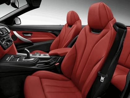 2013 BMW 435i ( F33 ) convertible Sport Line 7