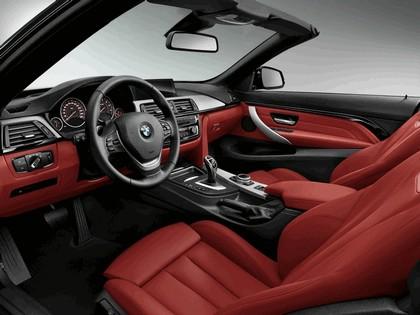 2013 BMW 435i ( F33 ) convertible Sport Line 8