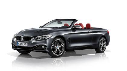 2013 BMW 435i ( F33 ) convertible Sport Line 3