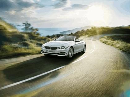 2013 BMW 428i ( F33 ) convertible Luxury Line 1