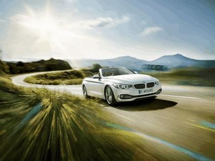 2013 BMW 428i ( F33 ) convertible Luxury Line 2