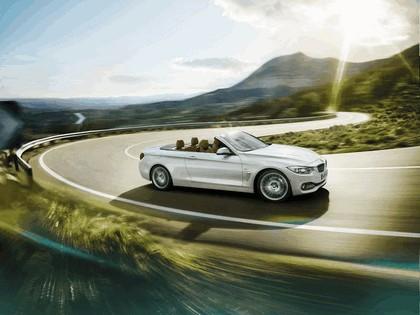 2013 BMW 428i ( F33 ) convertible Luxury Line 3