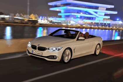 2013 BMW 428i ( F33 ) convertible Luxury Line 6
