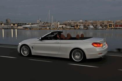 2013 BMW 428i ( F33 ) convertible Luxury Line 9