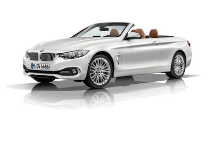 2013 BMW 428i ( F33 ) convertible Luxury Line 10