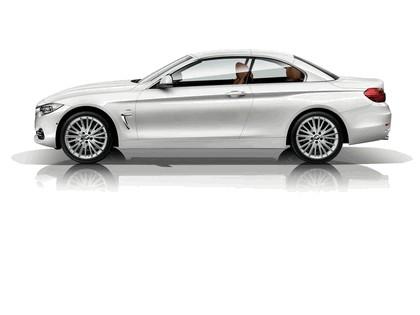 2013 BMW 428i ( F33 ) convertible Luxury Line 14