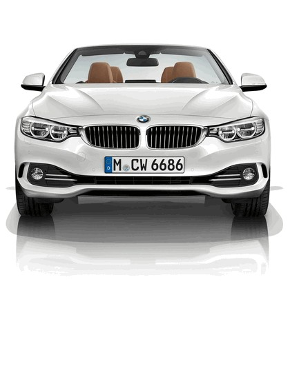 2013 BMW 428i ( F33 ) convertible Luxury Line 16