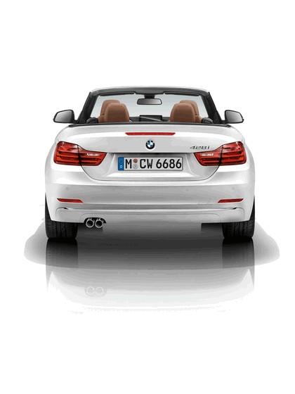2013 BMW 428i ( F33 ) convertible Luxury Line 18