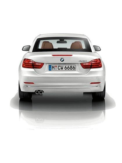 2013 BMW 428i ( F33 ) convertible Luxury Line 19