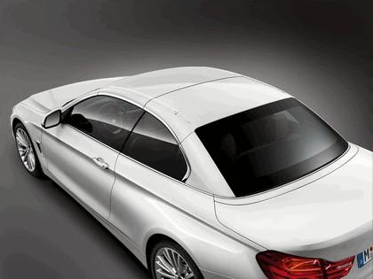 2013 BMW 428i ( F33 ) convertible Luxury Line 25