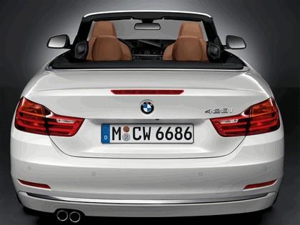 2013 BMW 428i ( F33 ) convertible Luxury Line 26