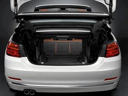 2013 BMW 428i ( F33 ) convertible Luxury Line 29