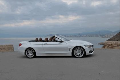 2013 BMW 428i ( F33 ) convertible Luxury Line 31
