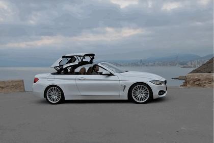 2013 BMW 428i ( F33 ) convertible Luxury Line 32