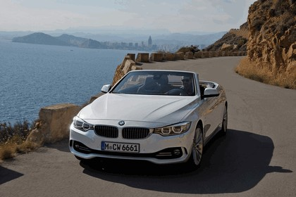 2013 BMW 428i ( F33 ) convertible Luxury Line 34