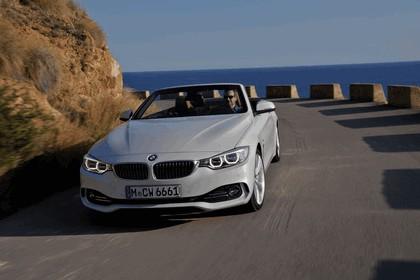 2013 BMW 428i ( F33 ) convertible Luxury Line 35