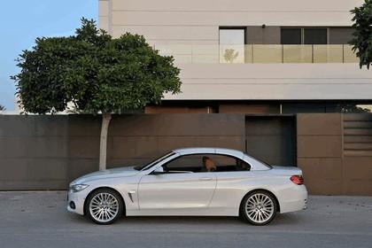 2013 BMW 428i ( F33 ) convertible Luxury Line 40