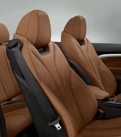 2013 BMW 428i ( F33 ) convertible Luxury Line 46