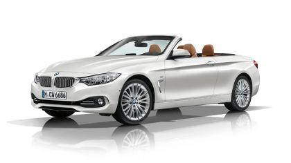2013 BMW 428i ( F33 ) convertible Luxury Line 4