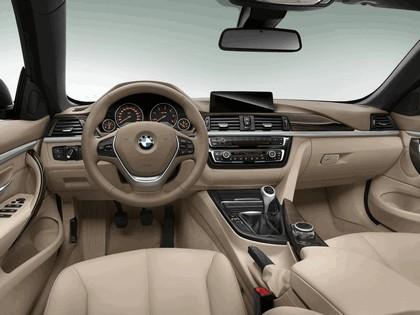 2013 BMW 420d ( F33 ) convertible Modern Line 8