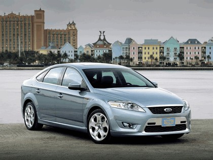 2007 Ford Mondeo in James Bond 007 - Casino Royale 3