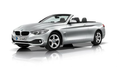 2013 BMW 420d ( F33 ) convertible 1