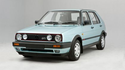 1989 Volkswagen Golf GTI 5-door - UK version 3