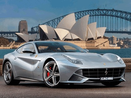 2013 Ferrari F12berlinetta - Australian version 1