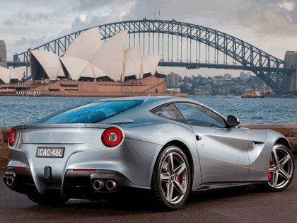 2013 Ferrari F12berlinetta - Australian version 2