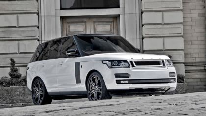 2013 Land Rover Range Rover Vogue Signature Edition by Project Kahn 6