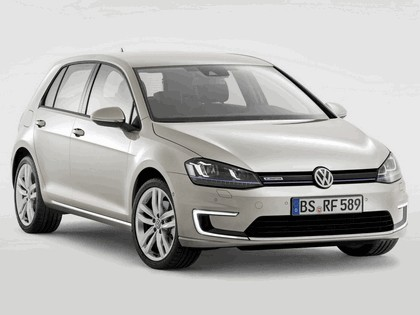 2013 Volkswagen Golf BlueMotion TwinDrive concept 1
