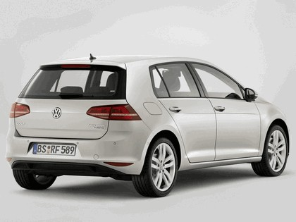 2013 Volkswagen Golf BlueMotion TwinDrive concept 2
