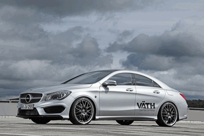 2013 Vaeth V25 CLA ( based on Mercedes-Benz CLA 250 ) 1
