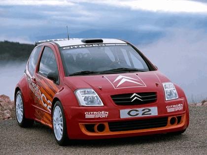 2003 Citroën C2 Sport concept 7