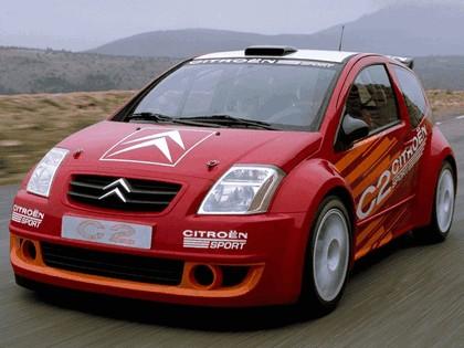 2003 Citroën C2 Sport concept 9