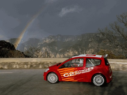 2003 Citroën C2 Sport concept 11